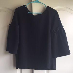 Plus Size Boohoo Ruffle Sleeve Top! Size US 20